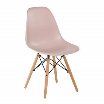 silla nordica rosa barata