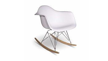 silla nordica mecedora eames